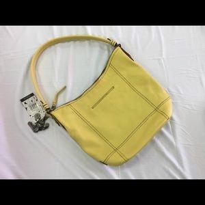 The sak yellow handbag